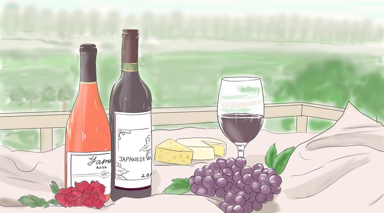 厳選した日本ワイン・日本酒を取り扱う、街のリカーショップです。